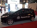 Thyssenkrupp Autonomius Driving car, Automotive 2017 Hungexpo.jpg