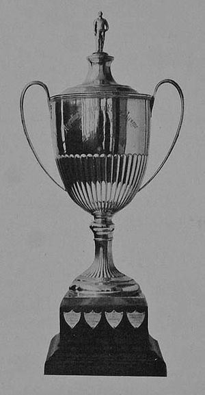 Tie Cup - The trophy given to champions
