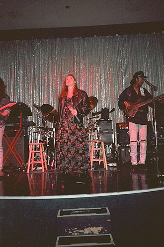 Tiffany Darwish - Tiffany performs in Las Vegas in 1993