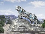File:Tiger at the Inwang Mountain (4287466782).jpg