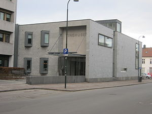 Kristiansand District Court - The Courthouse of Kristiansand