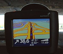 Turn-by-turn navigation - Wikipedia