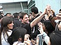 Tom Cruise and Katie Holmes Yahoo 2006.jpg