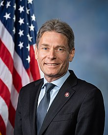 Tom Malinowski, official portrait, 116th congress.jpg