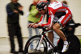 Tom Zirbel in de Ronde van Californië 2009