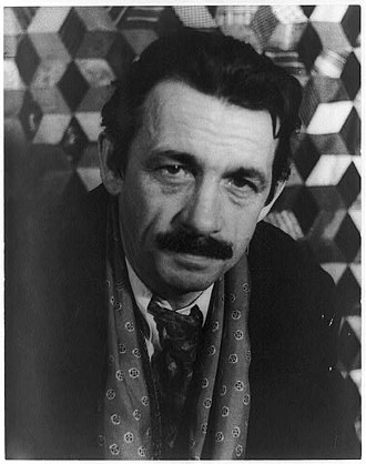 Thomas Hart Benton (painter) - Benton in 1935