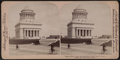 Tomb of Gen. Grant, Riverside Drive, New York, from Robert N. Dennis collection of stereoscopic views.png
