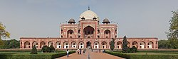 Humayun's tomb in Delhi, built 1562-1571 CE.