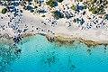 Top down aerial of Kedrodasos beach on Crete, Greece.jpg