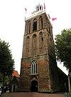 toren grote kerk, meppel