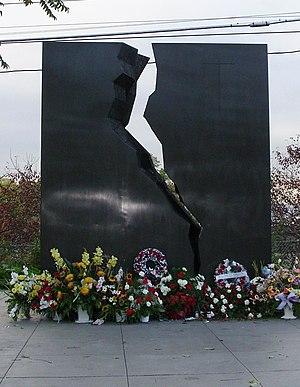 Polish Canadians - Toronto Memorial to Katyn