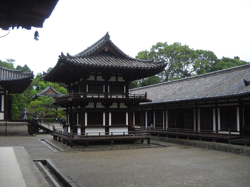 Toshodaiji (1) June 2019