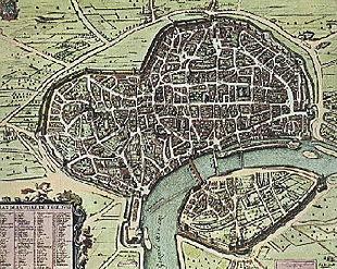 Carta di Tolosa del 1631