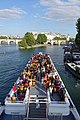Tour boat seen from Pont des Arts @ Seine @ Paris (33851559770).jpg
