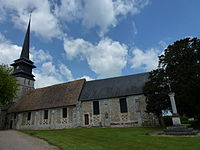 Tourville-la-Campagne (Eure, Fr) église.JPG