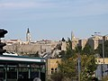 Tower of David walls, Jerusalem (4158764250).jpg
