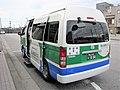 Toyama Chitetsu Bus 804 at Kurobe Station 02.jpg