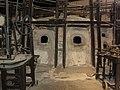 Trélon (Nord, Fr) ancienne verrerie, dans l'Écomusee, four A.jpg