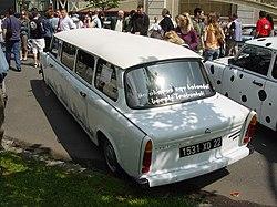 Trabant 601 Wikipedia