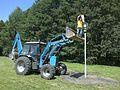 Tractor in Belarus near Minsk.jpg