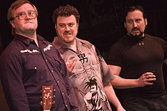 Od lewej: Mike Smith, Robb Wells i John Paul Tremblay