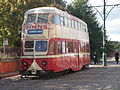 Tram No. 101, Beamish Museum, 6 October 2012 (1).jpg
