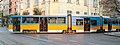 Tramway in Sofia in Alabin Street 2012 PD 029.jpg