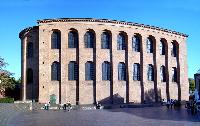 Konstantin Basilika - Trier