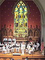 Trinity Church NOLA Independence Day Concert 2012 Navy Band 2.JPG