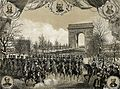 Triumphal entry into Paris., by the German army.jpg