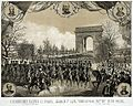 Triumphal entry into Paris., by the German army 2.jpg