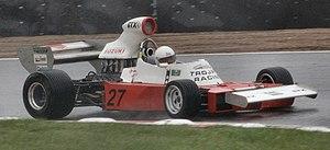 Trojan–Tauranac Racing - Image: Trojan 103 Brands Hatch