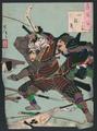 Tsukioka Yoshitoshi (188?) Tsuki hyaku shi - Shinkan no tsuki.png