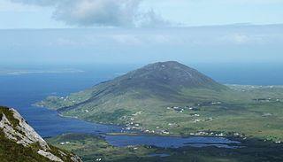 Tully Mountain (Ireland) Mountain in Ireland