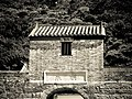 Tung Chung Fort, top of the north gate, Tung Chung, Lantau Island (Hong Kong).jpg
