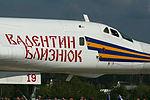 Tupolev Tu-160S Blackjack RF-94113 19 red Valentin Bilznyuk (8596372264).jpg