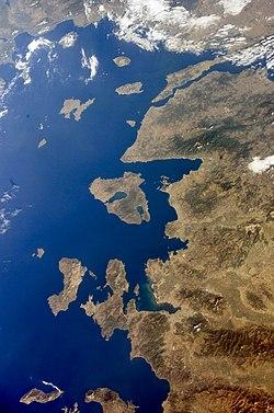 Turkey Western. Lesbos, Dardanelles 1.JPG
