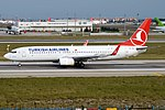 Turkish Airlines, TC-JGA, Boeing 737-8F2 (17270628865) (2).jpg