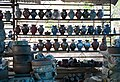 Turkish pottery for sale.JPG