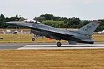 U.S. Air Force, 91-0417, General Dynamics F-16CJ Fighting Falcon (44235046362).jpg