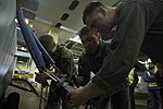 U.S. Marines load MV-22 Ospreys onto commercial ship 170114-M-ND733-1020.jpg