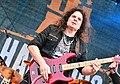 UFO - Vinnie Moore – Hamburg Harley Days 2015 01.jpg