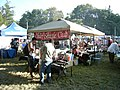 UIATF Pow Wow 2009 - Chief Seattle Club booth.jpg