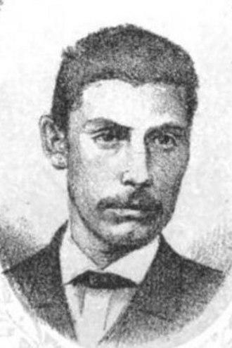 Matías Barrio y Mier - Barrio ca 1870