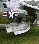 USMC BAE AV-8C Harrier, cannon - exhaust detail.jpg