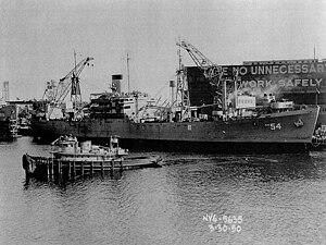 USS Alamingo (YTB-227) - Image: USS Alamingo (YT 227)