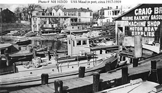 USS <i>Maud</i> (SP-1009)