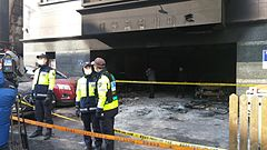 Uijeongbu condominium fire accident-5.jpg