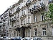 Ulica Mokotowska 50, Warsaw