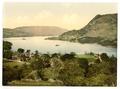 Ullswater, hotel and lake, Patterdale, Lake District, England-LCCN2002696881.tif